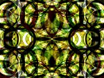 Kaleidoscope 7 Royalty Free Stock Photos