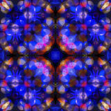Kaleidoscope abstract background stock photography