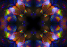 Kaleidoscope abstract  background Stock Photos