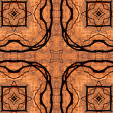 Kaleidoscope Background stock image