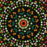 Kaleidoscope background Royalty Free Stock Image