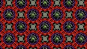 Kaleidoscope stock footage
