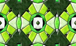 Kaleidoscope colors background Royalty Free Stock Image