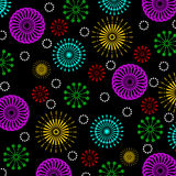 Kaleidoscope of Colors Graphic Stock Photos