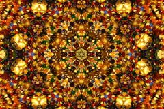 kaleidoscope design 30 Stock Images