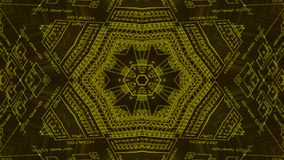 Kaleidoscope desing background Royalty Free Stock Photo