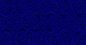 Navy Blue Abstract Backdrop Hd Kaleidoscopic Endlessly