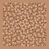 The kaleidoscope of flowers Royalty Free Stock Images