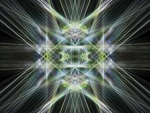 kaleidoscope fractalinus Стоковые Фото