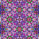 Kaleidoscope glass Royalty Free Stock Photography