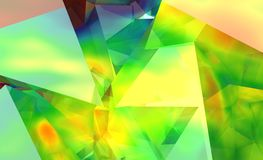 Kaleidoscope II Royalty Free Stock Images