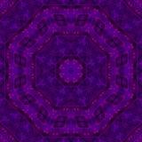 Kaleidoscope mandala template poster fantasy abstract contemporary digital effect. Kaleidoscope mandala abstract digital ornament magic texture fantasy effect royalty free stock image