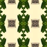 Kaleidoscope mosaic seamless texture or background Stock Photos