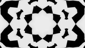 Kaleidoscope motion background. stock video