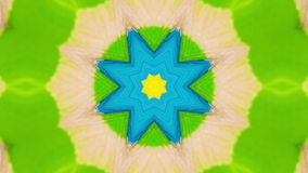 Kaleidoscope, multicolor. Abstract kaleidoscope, loop able, full HD stock video