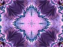 Kaleidoscope ornate Royalty Free Stock Photos