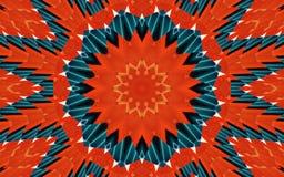 Kaleidoscope pattern abstract background. Round pattern. Architectural abstract fractal kaleidoscope background. Abstract fractal. Pattern geometrical Stock Photos