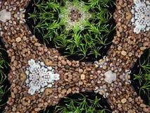 Kaleidoscope Pattern Art Fantasy Background Stock Image