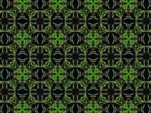 Kaleidoscope Pattern Art Fantasy Background Stock Photography