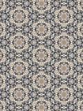 Kaleidoscope Pattern Art Fantasy Background Stock Photo