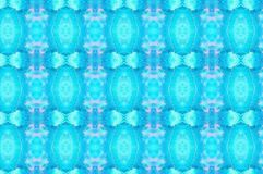 Kaleidoscope Pink. A kaleidoscope is an optical instrument with two or more reflecting surfaces inclined to each other in an angle, so that one or more parts of royalty free illustration
