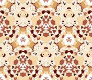 Kaleidoscope seamless pattern Stock Photos