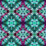 Kaleidoscope Seamless Pattern Royalty Free Stock Images