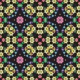Kaleidoscope seamless pattern Stock Images