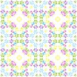 Kaleidoscope seamless pattern Stock Image