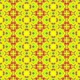 Kaleidoscope of seamless texture Stock Images