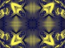 Kaleidoscope Torment Stock Photo
