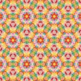 Kaleidoscope. Vector kaleidoscope pattern background, Abstract triangles background vector illustration