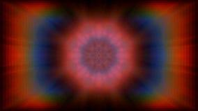 Kaleidoscope VJ loop stock video footage