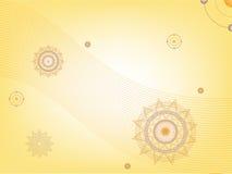Kaleidoscope wallpaper Royalty Free Stock Photo