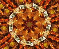 kaleidoscope (55) Royalty Free Stock Image