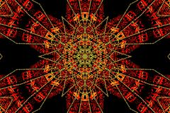 kaleidoscope (74) Royalty Free Stock Photos