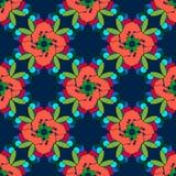 KaleidoscopePattern Arkivfoton