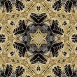 Kaleidoscopic εικόνα των ποδιών Στοκ εικόνες με δικαίωμα ελεύθερης χρήσης