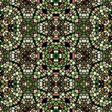 Kaleidoscopic πολύχρωμο αφηρημένο σχέδιο διανυσματική απεικόνιση