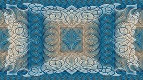 Kaleidoscopic πολύχρωμα σχέδια, εικόνα ράστερ για το σχέδιο ο Στοκ Εικόνες
