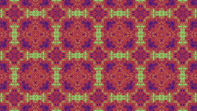 Kaleidoscopic υπόβαθρο ζωτικότητας διανυσματική απεικόνιση