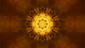 Kaleidoscopic φω'τα νύχτας Deocused φιλμ μικρού μήκους