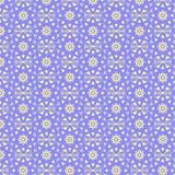 Kaleidoscopic безшовная картина Стоковое Изображение