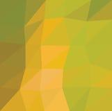 Kaleidoscopic низкая поли предпосылка мозаики стиля треугольника стоковая фотография rf