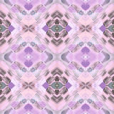 Kaleidoscopic abstract tribal seamless pattern. Modern stylish texture. Repeating geometric tiles. Textile fabric print. Wrapping. Paper. Abstract continuous royalty free illustration