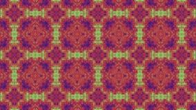 Kaleidoscopic animation background. stock video footage