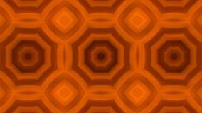 Kaleidoscopic animation background stock video footage