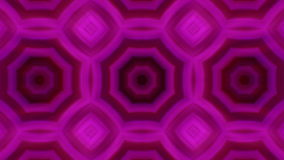 Kaleidoscopic animation background. VJ Fractal purple kaleidoscopic background. Background motion with fractal design. Disco spectrum lights concert spot bulb stock footage