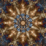 Kaleidoscopic Art Stock Images