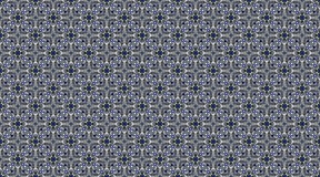 Kaleidoscopic blue seamless pattern. Is computer graphics and it can be used in the design of textiles, in the printing industry, in a variety of design Royalty Free Stock Photos